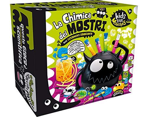 Love Monsters Chemical Monster Lisciani