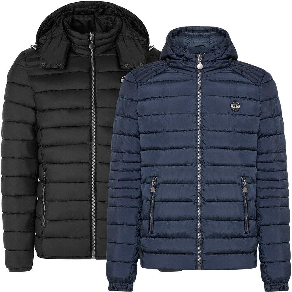 Piumino uomo con cappuccio - TWIG Winter Jacket P200G/L201