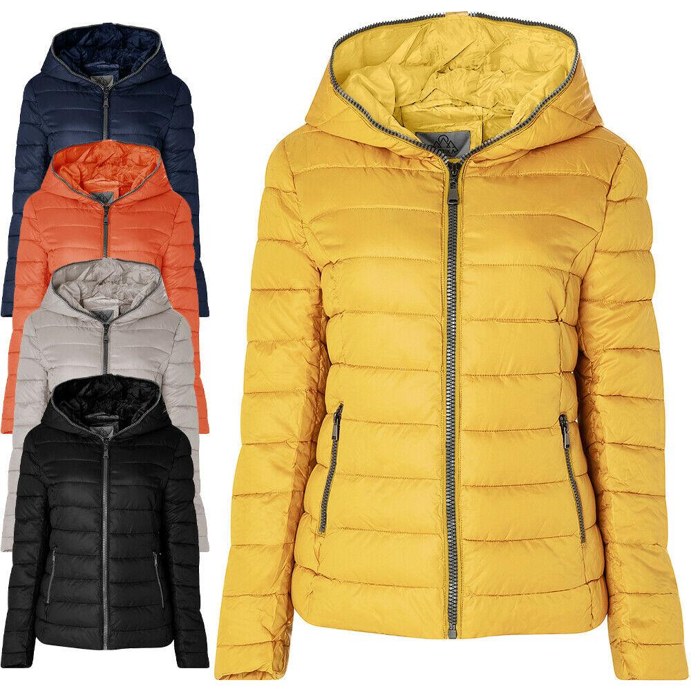 Piumino donna con cappuccio ARTIKA City Jacket N011