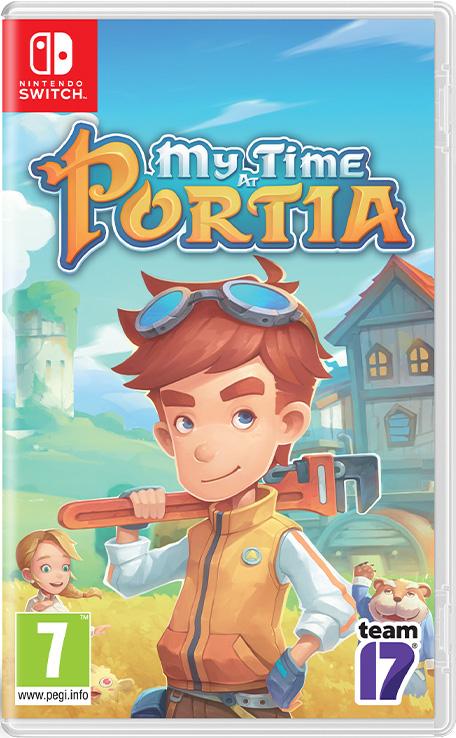 My Time at Portia - Nintendo eShop