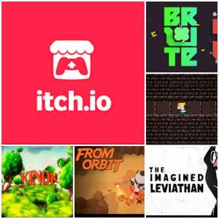 Itch.io Games Gratis PC / Mac / Linux - Ex: Unbridled Dungeon Gratis PC