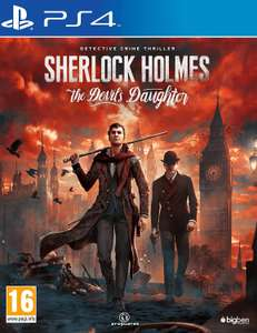 Sherlock Holmes: The Devil's Daughter - Playstation Store