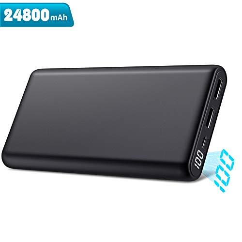 Powerbank 24800mAh 2 USB