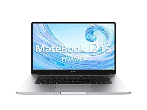 Huawei Matebook D15 15.6'' FullHD AMD Ryzen 5 3500u 8GB RAM, 256GB SSD. - TASTIERA SPAGNOLA