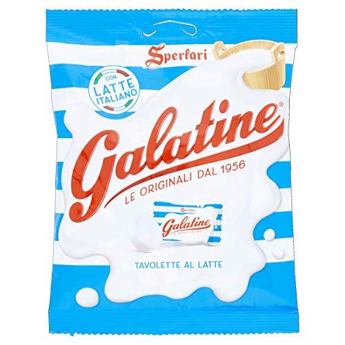 Sperlari Galatine - Tavolette al Latte - 125 g