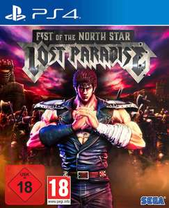 Fist of the North Star: Lost Paradise - Gioco PS4