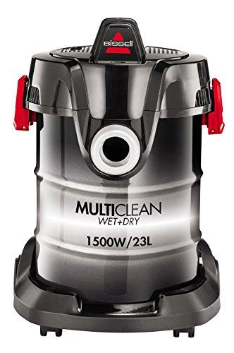 Bissell 2026M MultiClean - Aspirapolvere Multifunzione 1500 W, 23 L