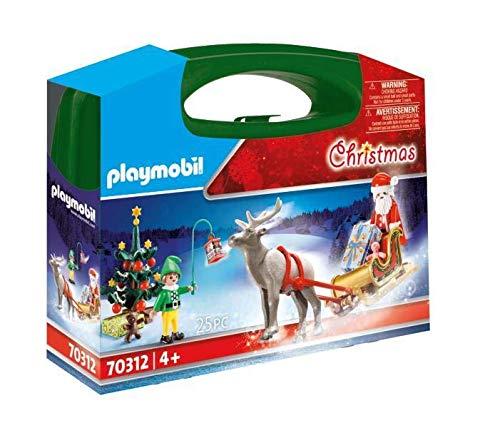 PLAYMOBIL 70312 - Valigetta Grande Natale