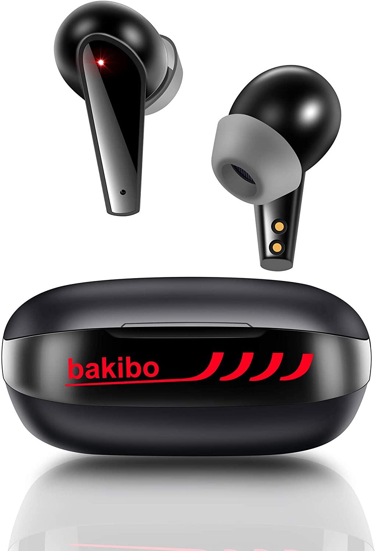 bakibo Auricolari Wireless Bluetooth 5.1