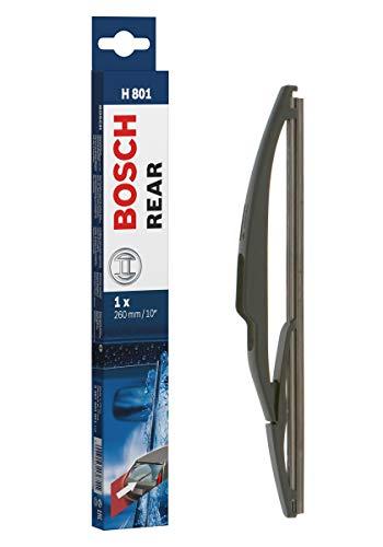Bosch 3 397 004 801 Spazzola Posteriore, Nero, Taglia Unica