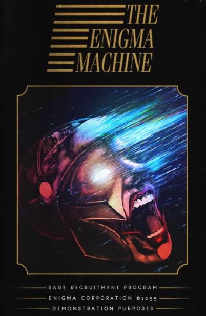 The Enigma Machine GRATIS