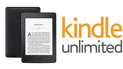 Kindle Unlimited GRATIS (2 Mesi Studenti / 1 normali Utenti)