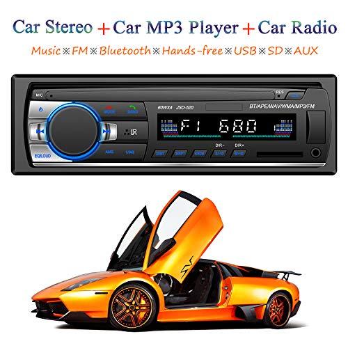 Autoradio Bluetooth Honboom