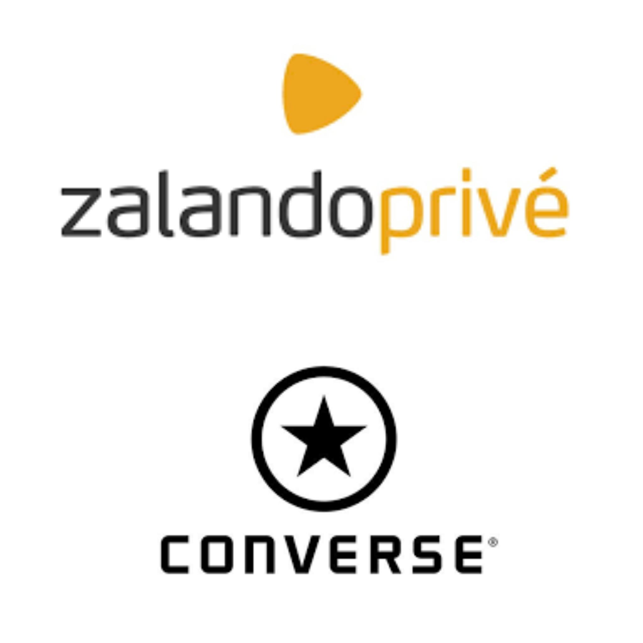 Zalando Privè: Svendita Converse
