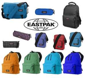 Eastpak - sconto del 33% su tutto, Outlet Incluso