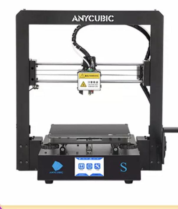 stampante 3D I3 Mega Upgrade TPU di grandi dimensioni Touch Screen ad alta precisione kit stampante 3D fai da te