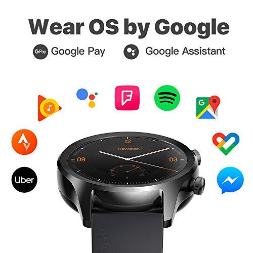 Ticwatch Mobvoi C2 Smartwatch