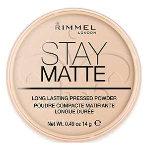 Rimmel London Cipria Compatta Stay Matte