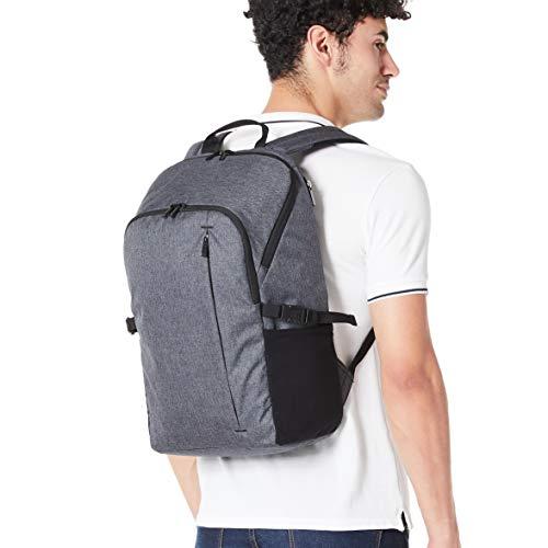 """AmazonBasics, zaino Campus, per laptop fino a 15"""", grigio"""