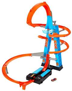 Hot Wheels - Torre Scontri Estremi