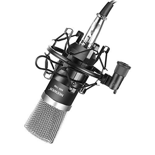 Microfono a Condensatore Neewer