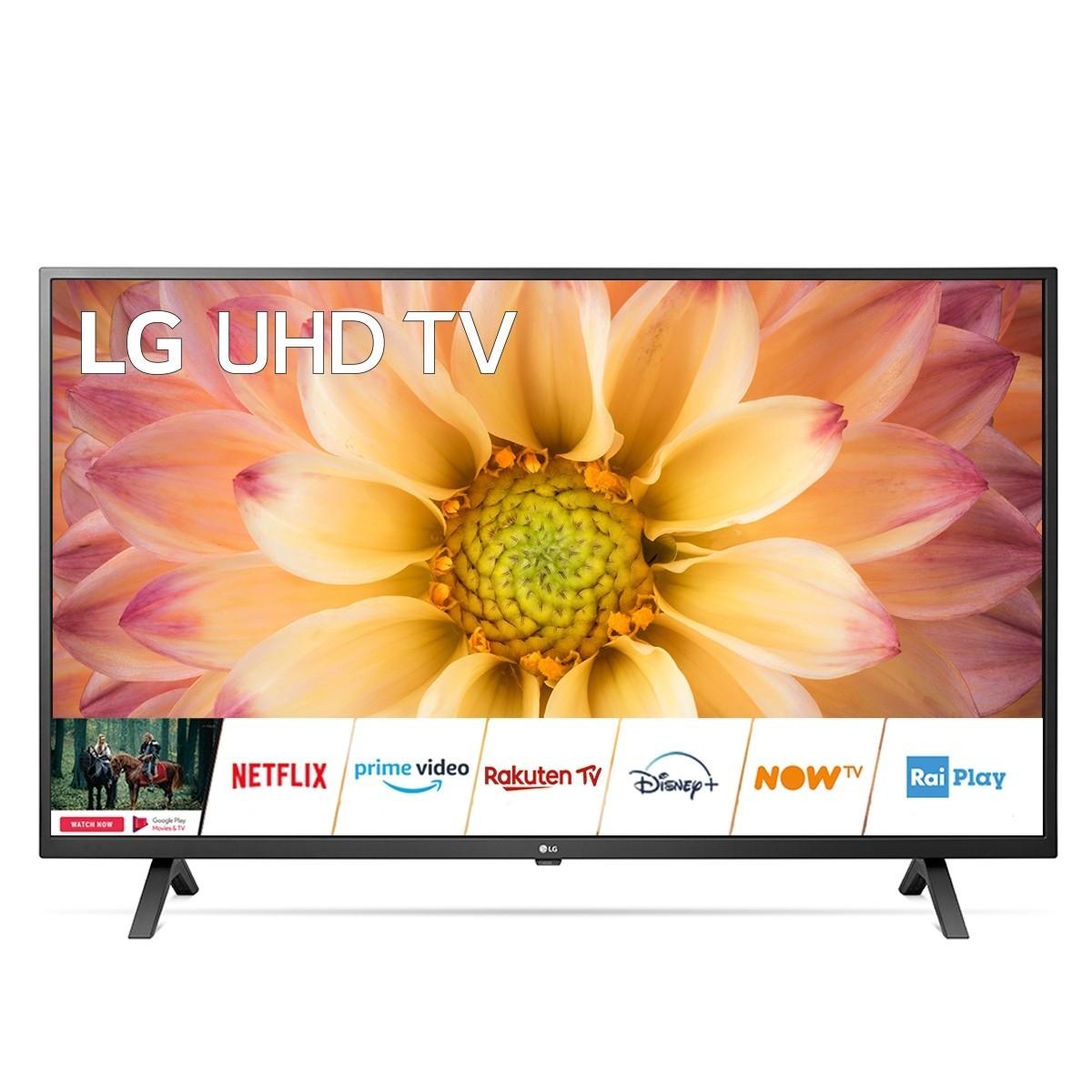 """LG Smart TV 50"""" 4K UHD Wi-Fi"""