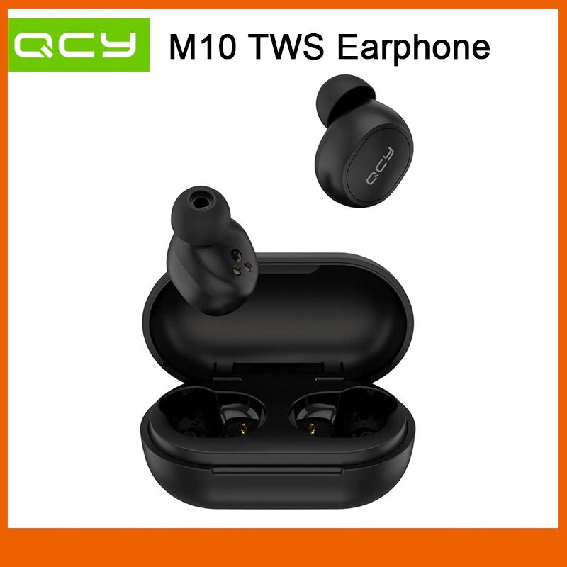 Auricolari Bluetooth 5.0s QCY M10