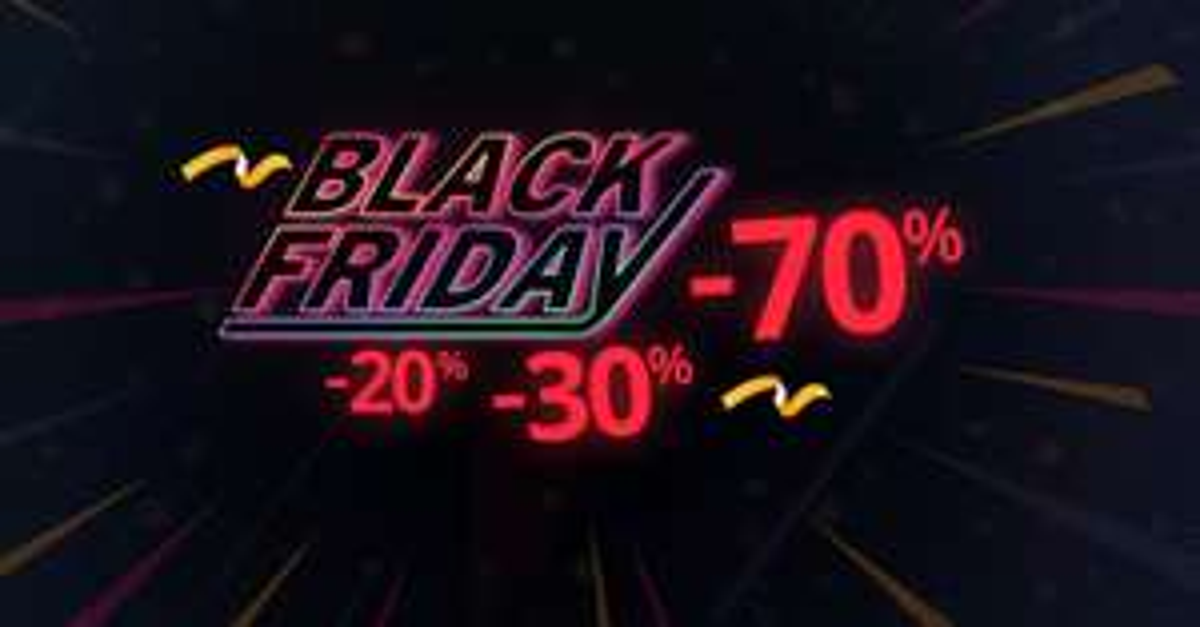 IBS - Black friday fino al 70% di sconto