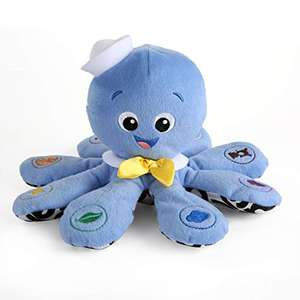 Octoplush Peluche Polpo Musicale e Multilingue