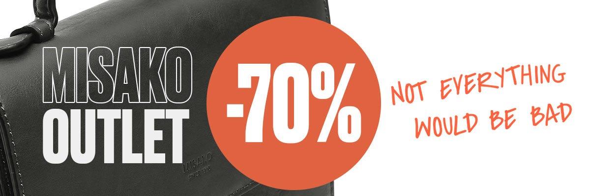 Sconti su Outlet Misako fino al 70%