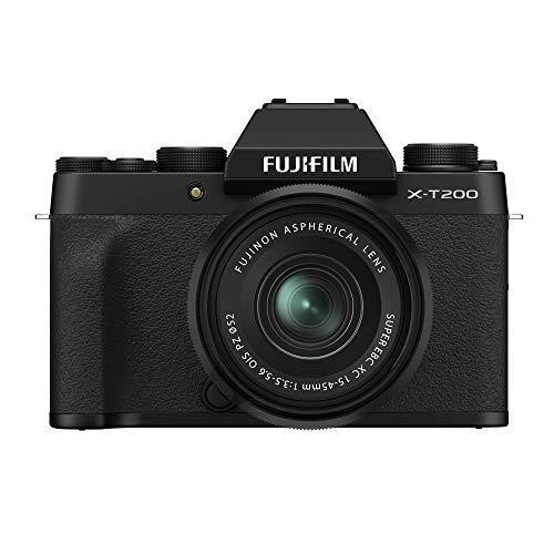 Fujifilm X-T200 Fotocamera Digitale Mirrorless 24MP