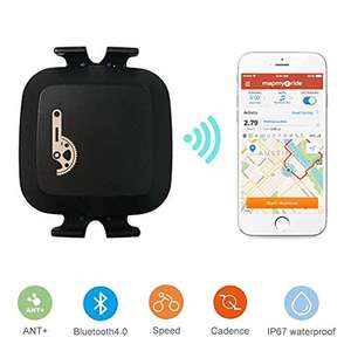 TAOPE impermeabile Bluetooth & ANT + sensore di cadenza/velocità Dual Mode Cycling computer tachimetro