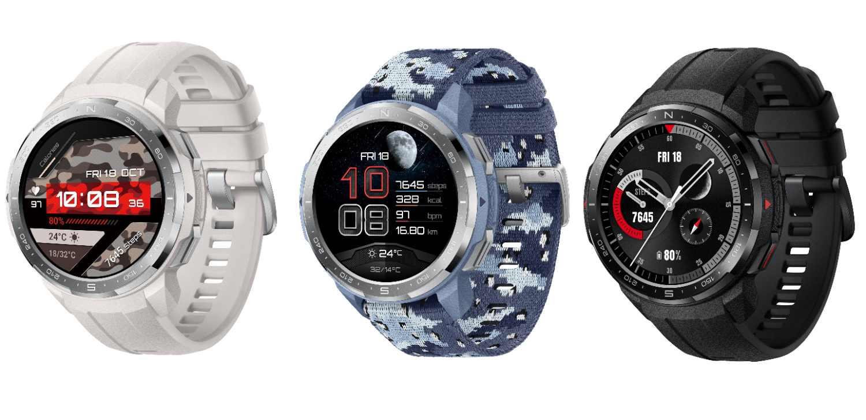 Smartwatch HONOR Watch GS Pro con microfono e altoparlante - Spedizione da Europa