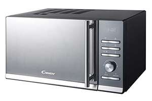 Candy CMGE23BS - Microonde con Grill, 23 Litri, 900W