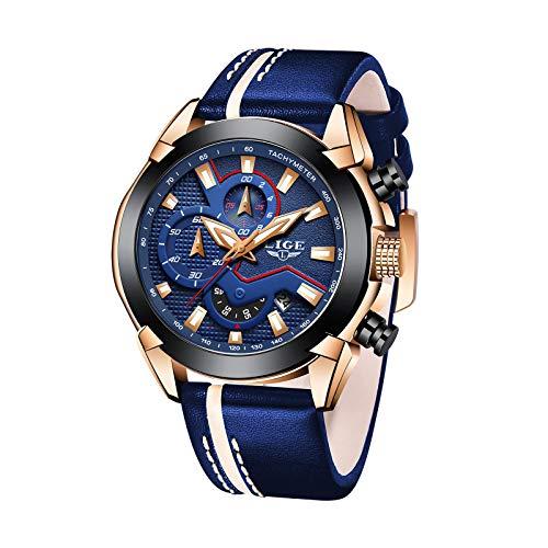 Orologio Lige - Cronografo al quarzo