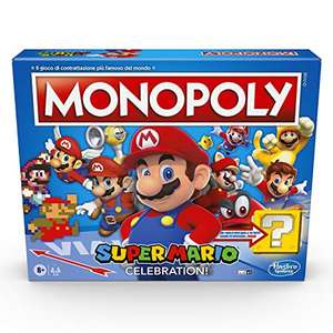 Monopoly - Super Mario celebration