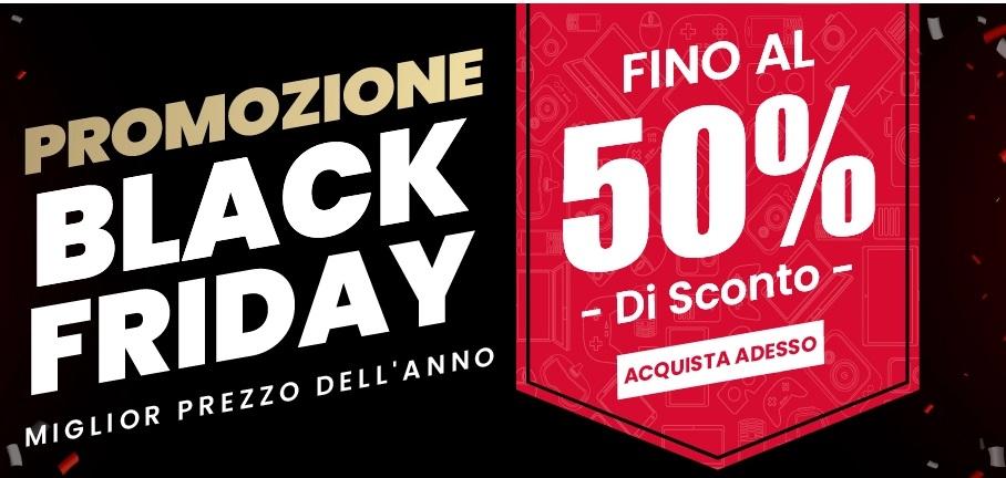 Promozione Black Friday - Fino Al 50% Di Sconto Su Eglobal Central