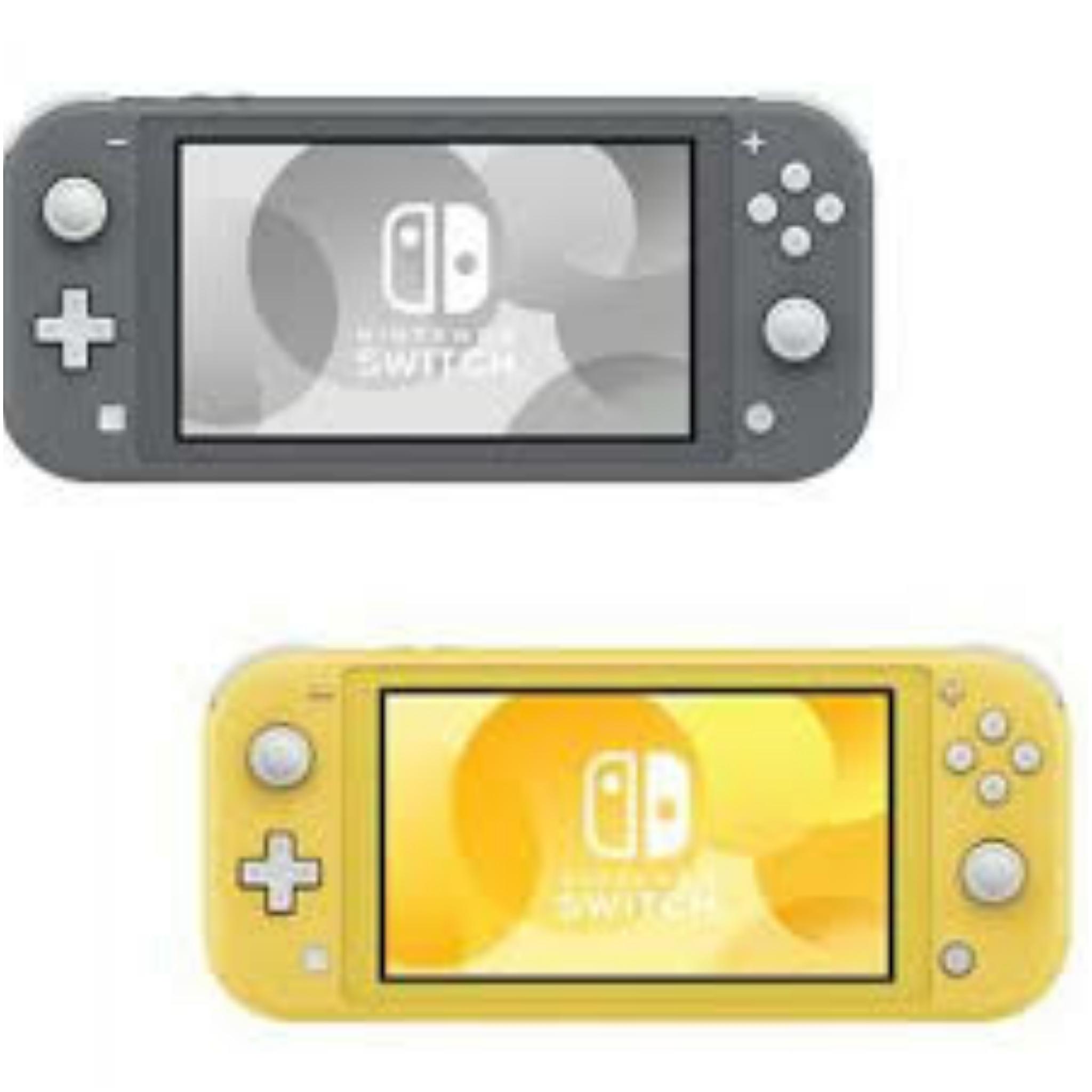 Nintendo Switch Lite - GRIGIO E GIALLO