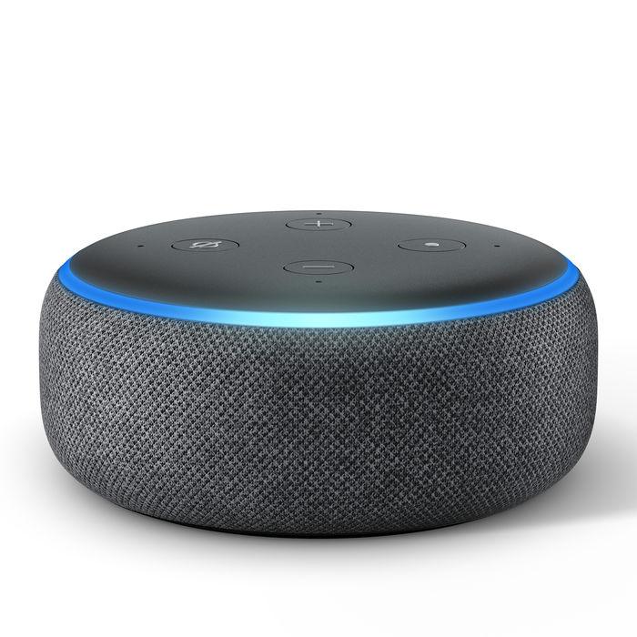 Echo Dot 3ª Gen. Alexa 19.9€