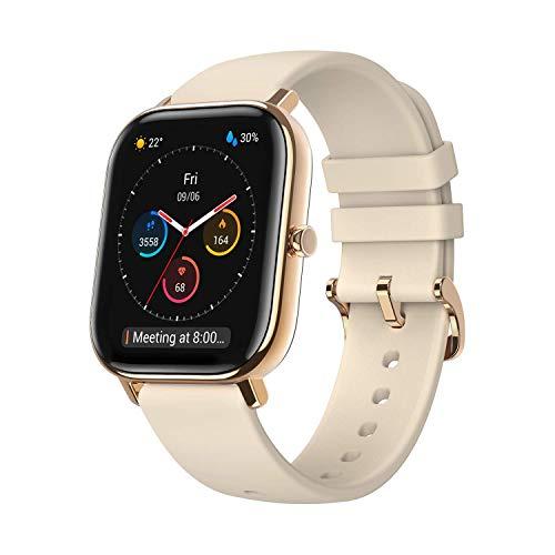 Amazfit GTS Smartwatch Orologio colore oro