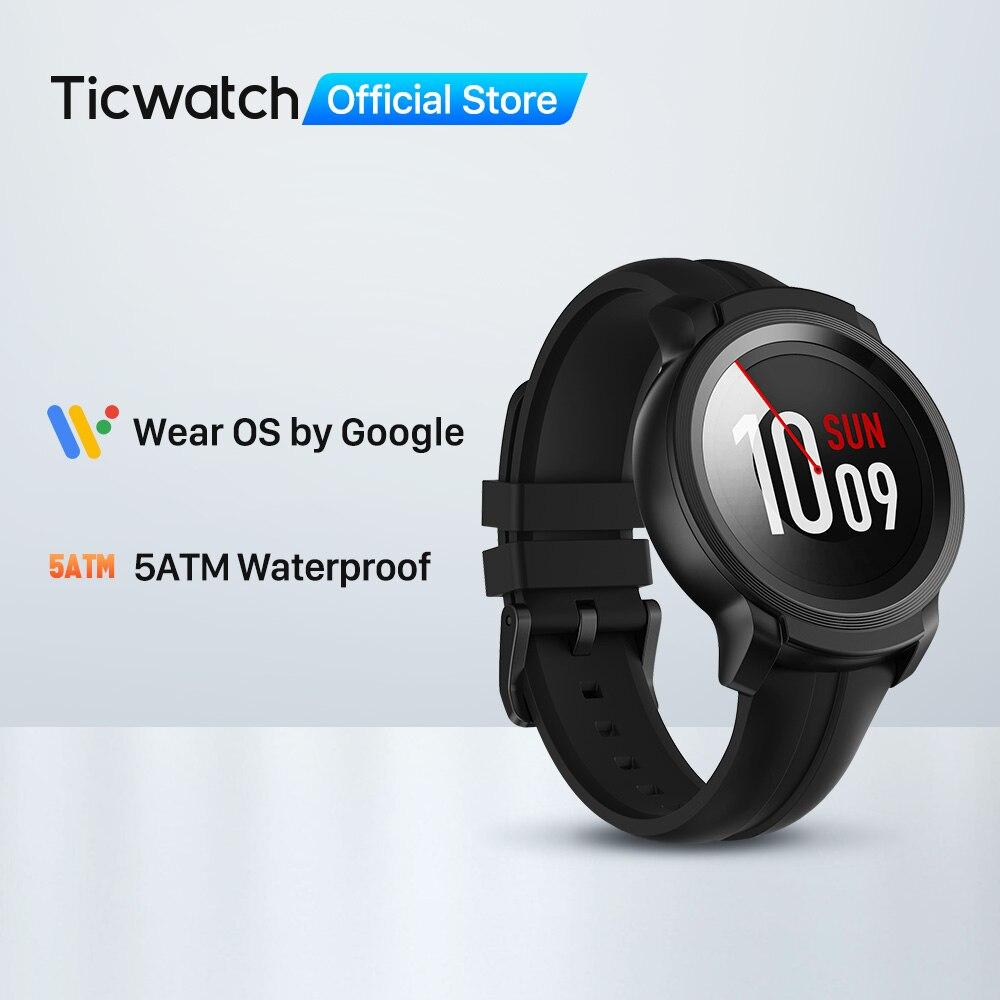 TicWatch E2 Smartwatch con Wear OS
