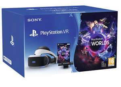 Starter Pack PS4 PS + VR Camera