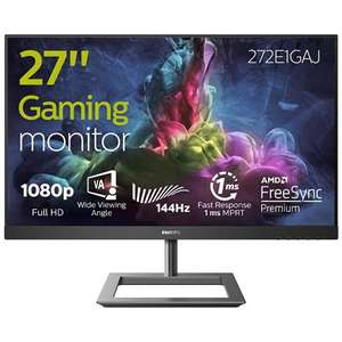 "Monitor Phips 27"" 144Hz Full HD 1ms"