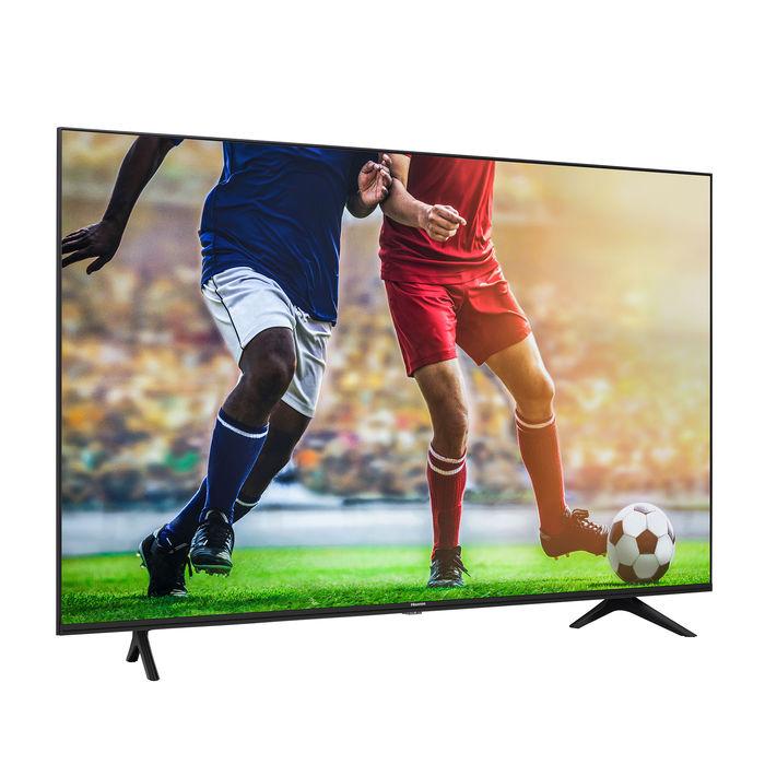 """HISENSE 58"""" SMART TV LED 4K 355€"""
