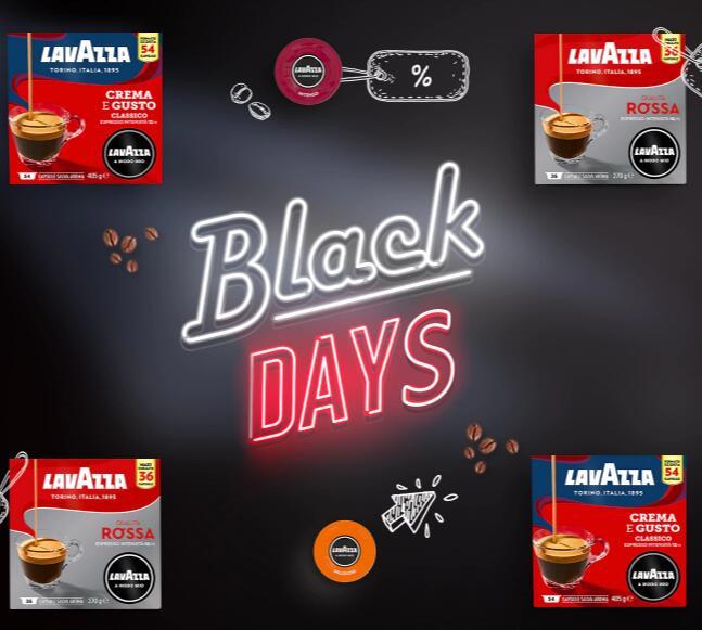 Lavazza - Promo Black Days 2020