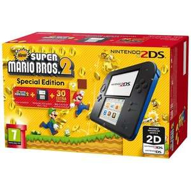 Nintendo 2DS + New Super Mario 2 69.9€
