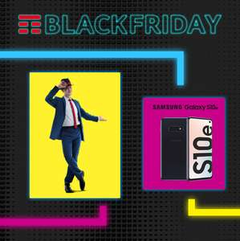 Black Friday di TIM Scopri il Samsung S10e a soli 10€/mese e tante altre offerte