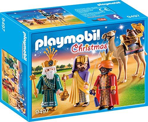 Playmobil Sacra tre re magi.