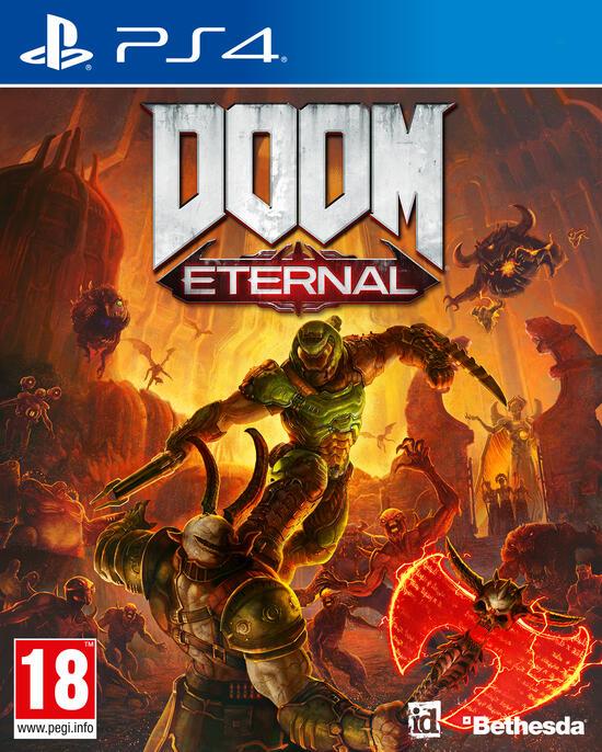 DOOM Eternal - PlayStation 4/Xbox One