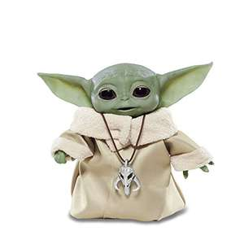 Baby Yoda - personaggio elettronico interattivo Hasbro Star Wars